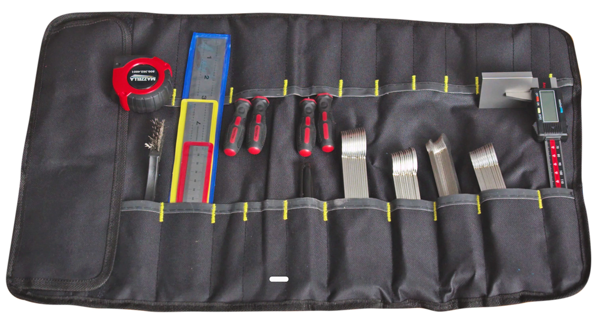 High-Performance Crane Rope Inspection Tool Kits