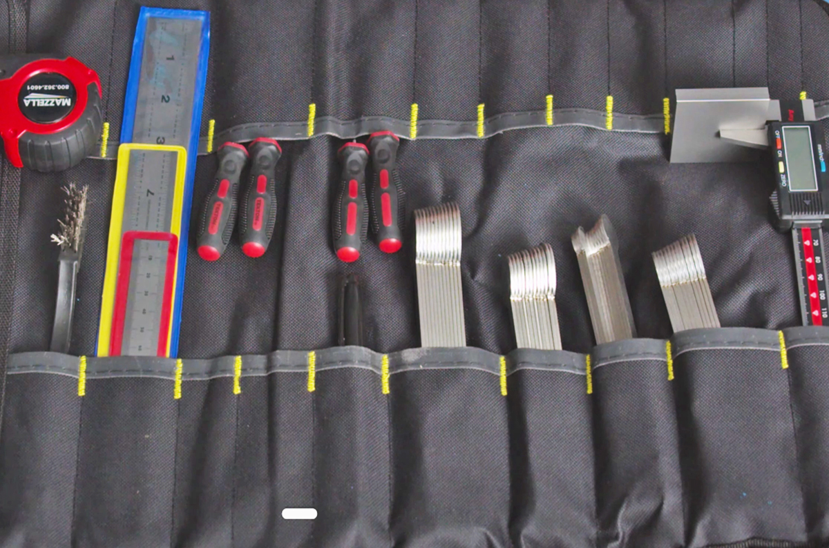 High-Performance Crane Rope Inspection Tool Kits: Featured