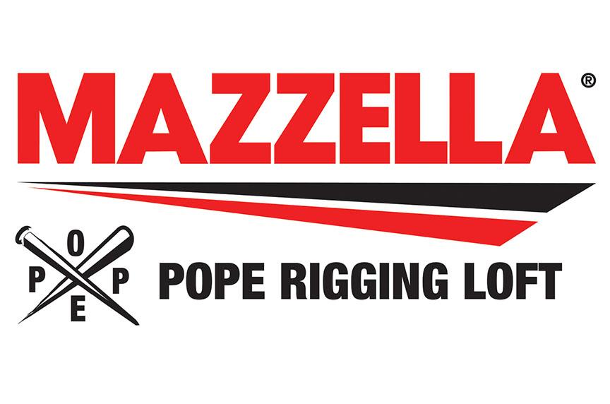 Mazzella Pope Rigging Loft Logo