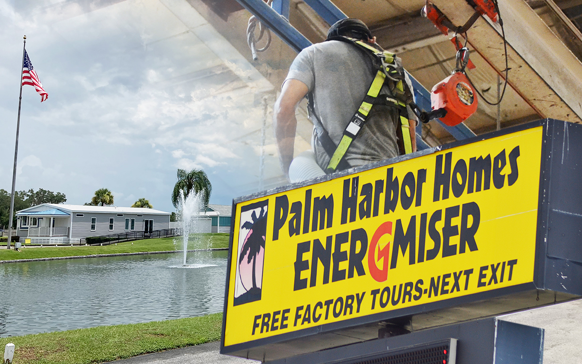 How a Mobile Home Manufacturer Became OSHA Fall Protection Compliant: Hero