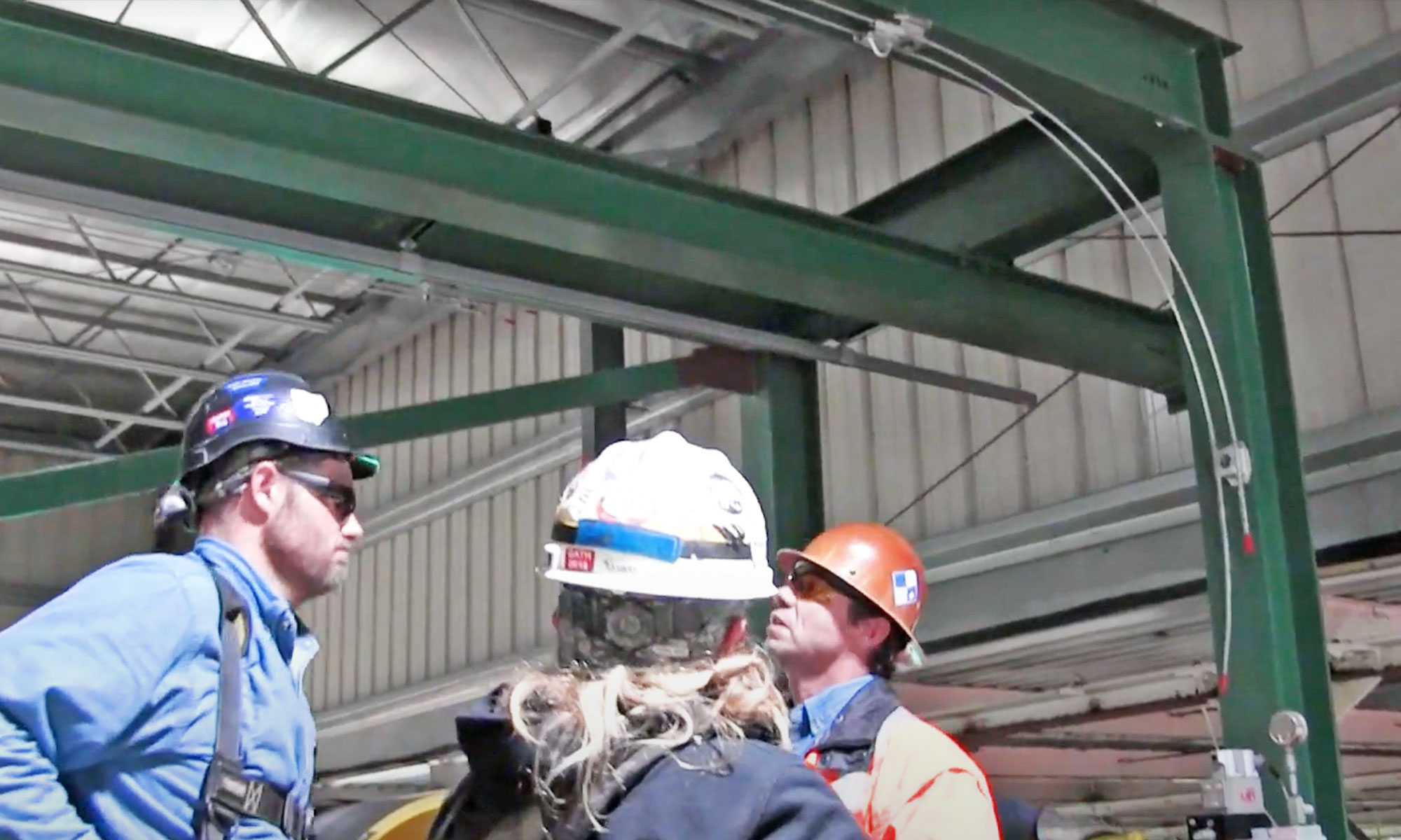 How Tractel TravSafe Lifeline Systems Helped Eliminate Fall Hazards at TATA Steel
